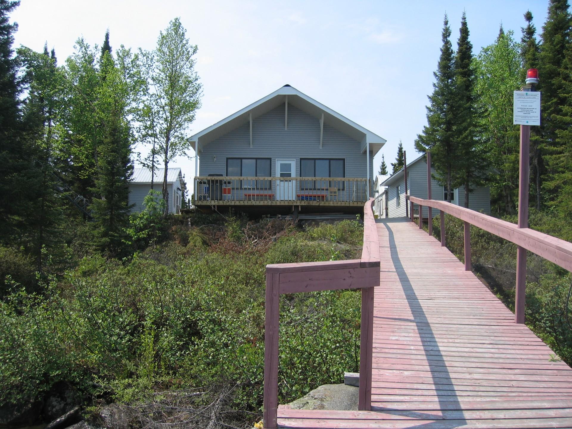 Camps lac Piraube